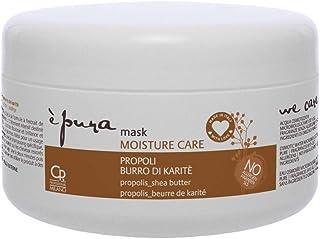 È Pura - Maschera Moisture Care - Trattamento Professionale Idratante e Nutriente per Capelli Secchi e Danneggiati - 300 ml