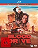 Blood Drive - Die Komplette Staffel 1 [Blu-ray]