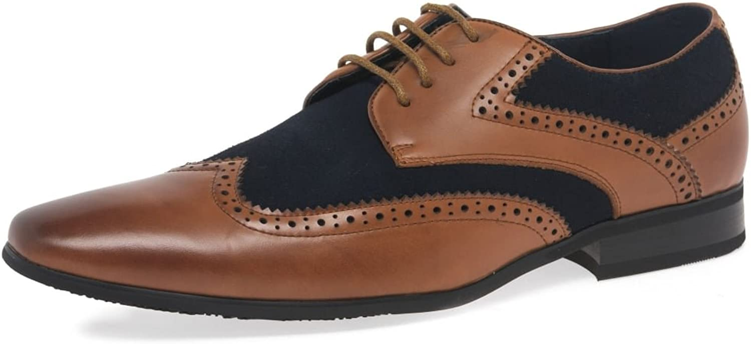 Front Turin Mens Lace Up Formal shoes