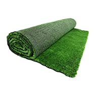 🌱 🏡 🌿 Transform a dreary outdoor space into an inviting oasis! Phoenix by ZipGrass is a hardy, short pile artificial grass, great for low-cost coverage of outdoor spaces such as balconies, patios, play areas and back yards. It's child and pet friendl...