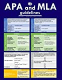 APA + MLA Guidelines in Tables: Quick Study APA and MLA (FORMATTING IN TABLES SERIES)