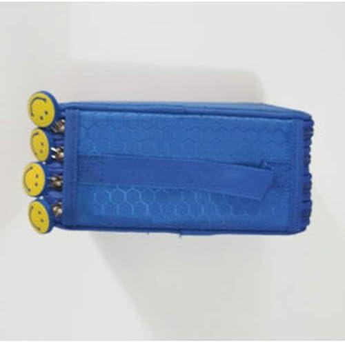 de moda Ogquaton La pluma pluma pluma de Fine Arts contiene una bolsa de bolígrafos de gran capacidad Paquete de artículos de papelería Pluma plegable  alta calidad
