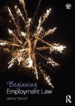 Beginning Employment Law (Beginning the Law) (English Edition)