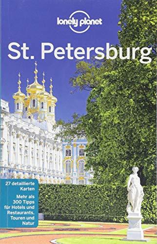 Preisvergleich Produktbild Lonely Planet Reiseführer St. Petersburg