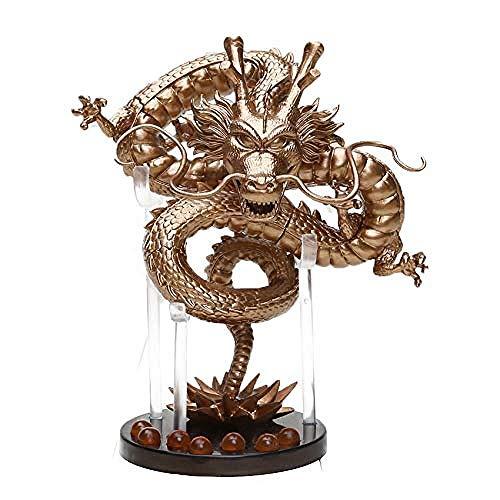 UanPlee-SC Geschenk 15-17 cm Super Ultimative Gott Shenron PVC Action Figure Rot Grün Gold Dragon Dragon Ball Z Sammeln Modell Puppen