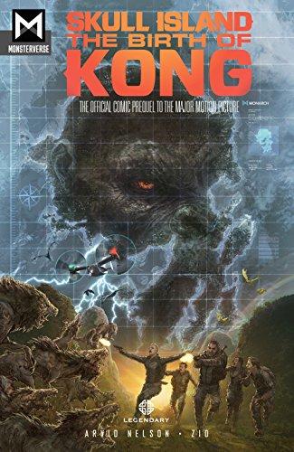 Skull Island: The Birth of Kong [Idioma Inglés]