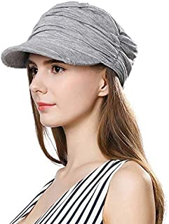 Headwrap Cover Sleep Cap for Women Patient Chemo Scarf Soft Stretch Breathable