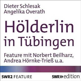 Hölderlin in Tübingen Titelbild