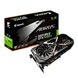 Gigabyte AORUS GeForce GV-N108TAORUS-11GD Carte graphique Nvidia GeForce GTX 1080 Ti 11 Go PCI...