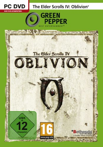 Elder Scrolls 4: Oblivion [Green Pepper]
