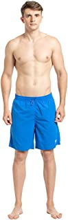 "Speedo Essential 18"" Watershorts For Male (Size: M,Color: Bondi Blue/White)"