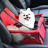 PYY Große Haustier kleine Dinge Haustier Auto Nest Hund autositz pet pad hundekissen Auto pet pad Anti-Dirty pad (Gilt für 24 kg),Red