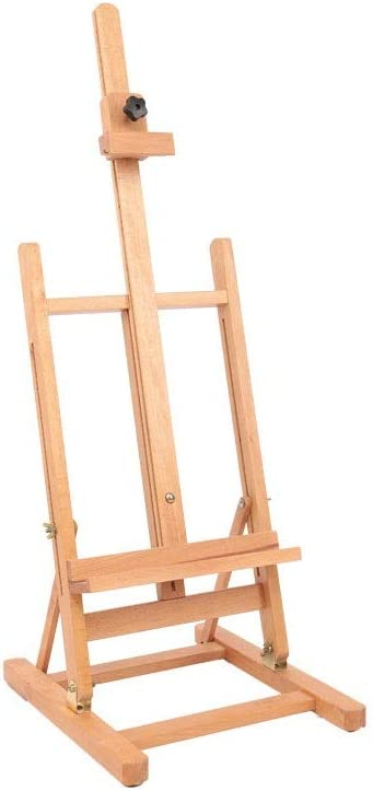 HELLEN Wooden Oil Painting Easel Free shipping New Lift Max 76% OFF Sketch