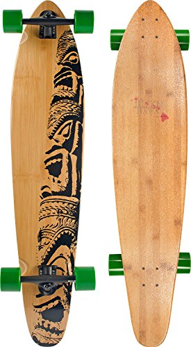 JUCKER HAWAII Longboard Skateboard Makaha...