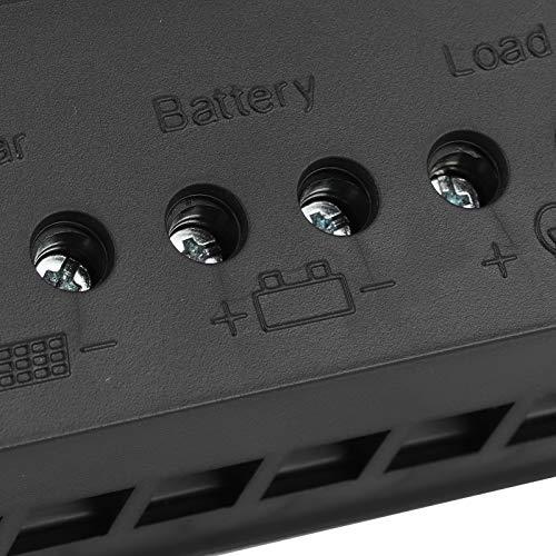 Controlador de carga solar, controlador solar, uso doméstico de 12 V 24 V, uso industrial para hogares industriales