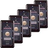 Retekess Receptor Vibrador Buscapersonas Localizador para Retekess T115 Sistema de Llamadas de Restaurante (5 Pcs Negro)