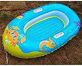 LYYJIAJU Piscina Inflable para niños Piscina Infantil portátil para niños Piscina Infantil Flotador para Centro de natación Jardín Interior Fiesta de Agua al Aire Libre Naranja