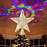 Top 10 Rotating Tree Toppers