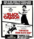 The Black Dragon + Enforcer From Death Row (Drive-In Double Feature #10) [Blu-ray]