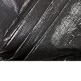 Lona alquitranada Impermeable Película de Tela de plástico Antiedad Aislamiento Polietileno Resistente al Desgaste Anti estático Anti-envejecimiento Poncho 22 Talla Tienda