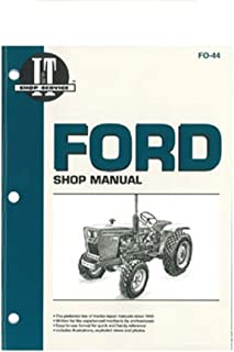 ford 1200 tractor manual