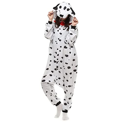 Honeystore Unisex Brown Dog Pyjamas Onesie Costume Party