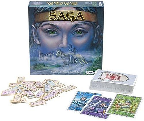 Saga  voitured Game by Uberplay
