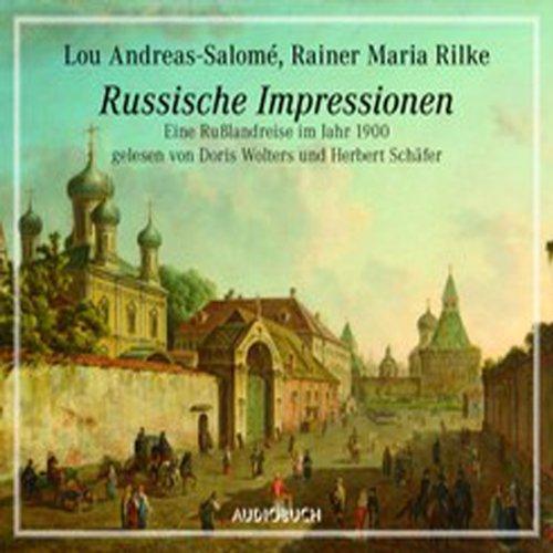 Russische Impressionen. Eine Russlandreise im Jahr 1900 Titelbild