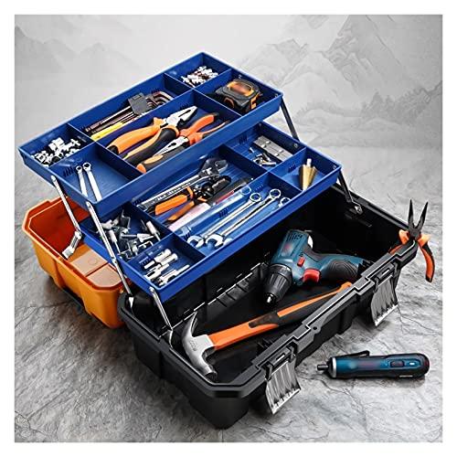 caja de herramientas Multi-capa plástico caja de...
