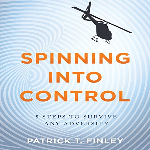 Spinning into Control audiobook cover art