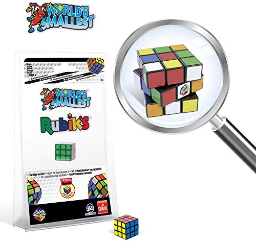 Rubik´s-El Cubo Rubiks más pequeño del Mundo (Goliath 33500048)