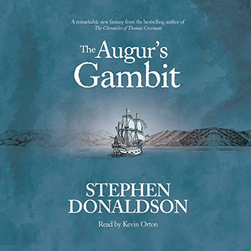 The Augur's Gambit audiobook cover art