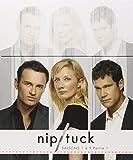 Nip/Tuck - Seasons 1-5 (Part 1) - 25-DVD BoxSet [ NON-USA FORMAT, PAL, Reg.2 Import - France ]