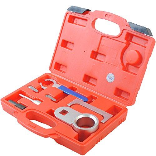 CCLIFE Zahnriemen Wechsel Motor Arretierung Einstellwerzeug Werkzeug 2.4/2.5D