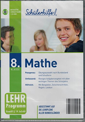 Schülerhilfe! ~Mathe ~ Klasse 8 Bild