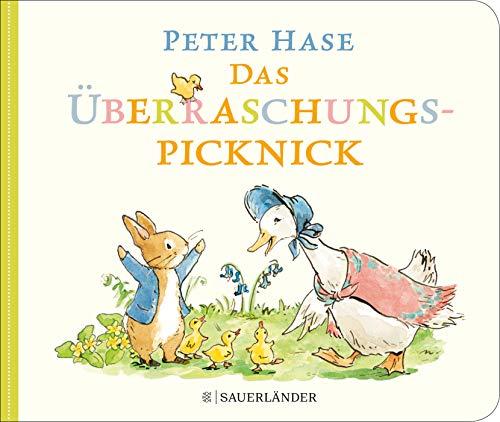 Peter Hase Das Überraschungspicknick