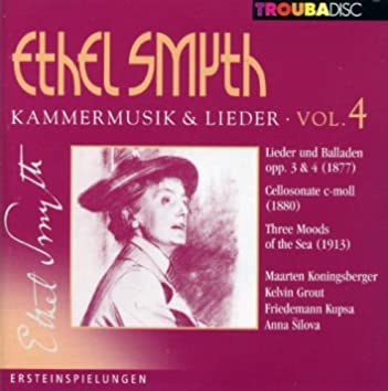 Smyth: Kammermusik and Lieder, Vol. 4