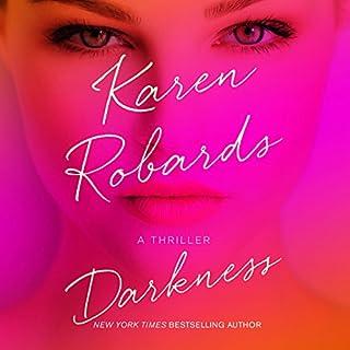 Darkness audiobook cover art