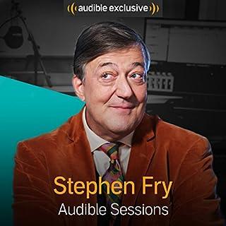 Stephen Fry audiobook cover art
