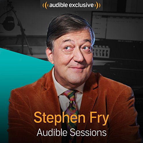 Stephen Fry cover art
