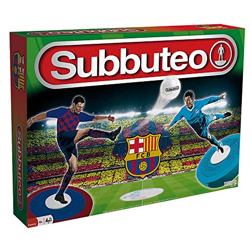 Eleven Force National Soccer Club Subbuteo Playset FC Barcelona 2019/20 (13439)