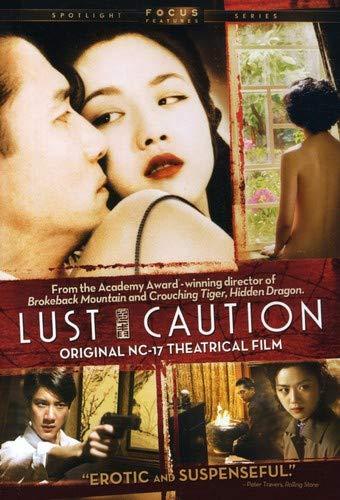 Watch lust caution sex scenes