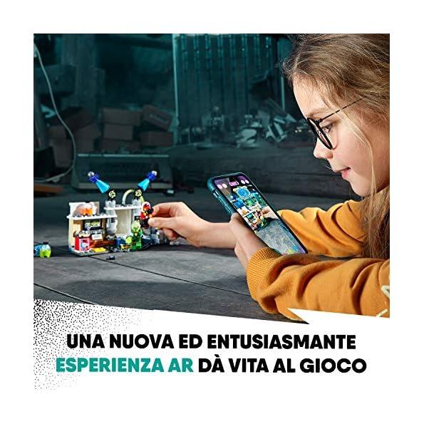 LEGO-Hidden-Side-Il-Laboratorio-Spettrale-di-JB-Set-di-Costruzione-Set-per-la-Realt-Aumentata-per-iPhoneAndroid-70418