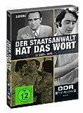 Der Staatsanwalt hat das Wort - Box 2: 1971-1975 (DDR TV-Archiv - 3 DVDs )