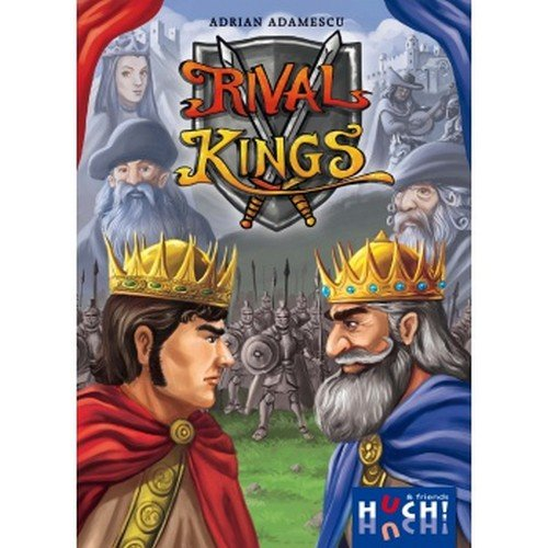 Huch & Friends ^879387 - Rival Kings, puzzel