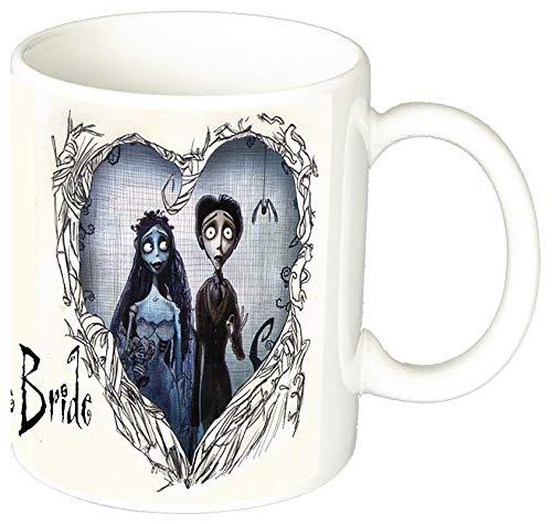 MasTazas La Novia Cadaver Corpse Bride Tim Burton C Taza Ceramica