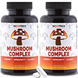 Mushroom Complex by Nootrix - (2-Pack) 120 Capsules -...