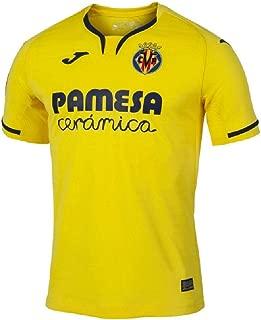 2019-2020 Villarreal Home Football Soccer T-Shirt Jersey