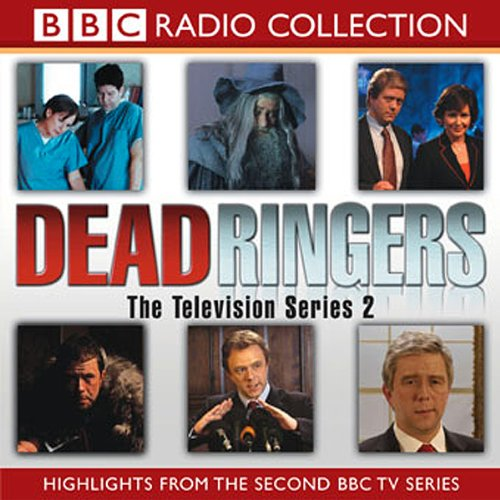 Dead Ringers, TV Series 2                   By:                                                                                                                                 BBC Audiobooks Ltd                               Narrated by:                                                                                                                                 Jon Culshaw,                                                                                        Jan Ravens,                                                                                        Kevin Connelly,                   and others                 Length: 2 hrs and 11 mins     6 ratings     Overall 4.3