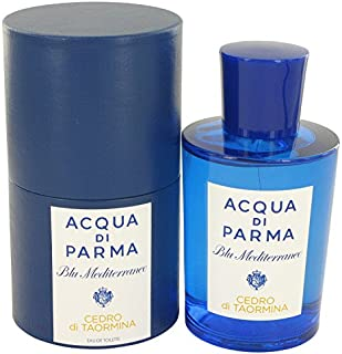 Acqúa Dì Párma Blú Mediterráneo Cedrò Dì Táormina Perfúme For Women 5 oz Eau De Toilette Spray + FREE Our Moment Body Lotion